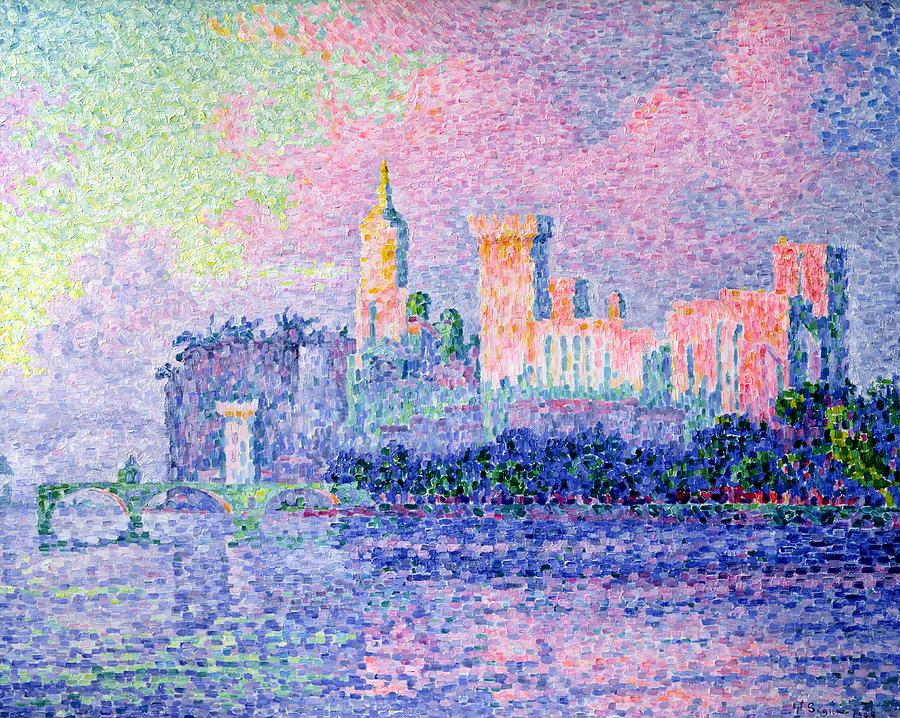 Paul Signac's painting